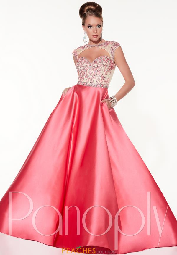 Panoply Beaded A Line Dress 14839