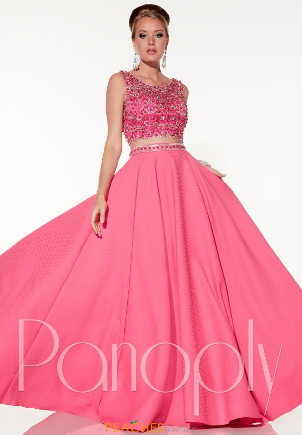 Panoply Beaded Two Piece Dress 14842