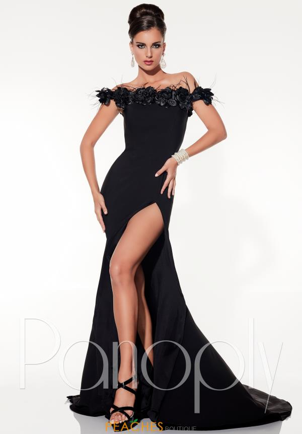 Panoply Cap Sleeved Fitted Dress 44296