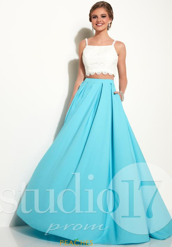 Studio 17 Two Piece Scoop Dress 12598