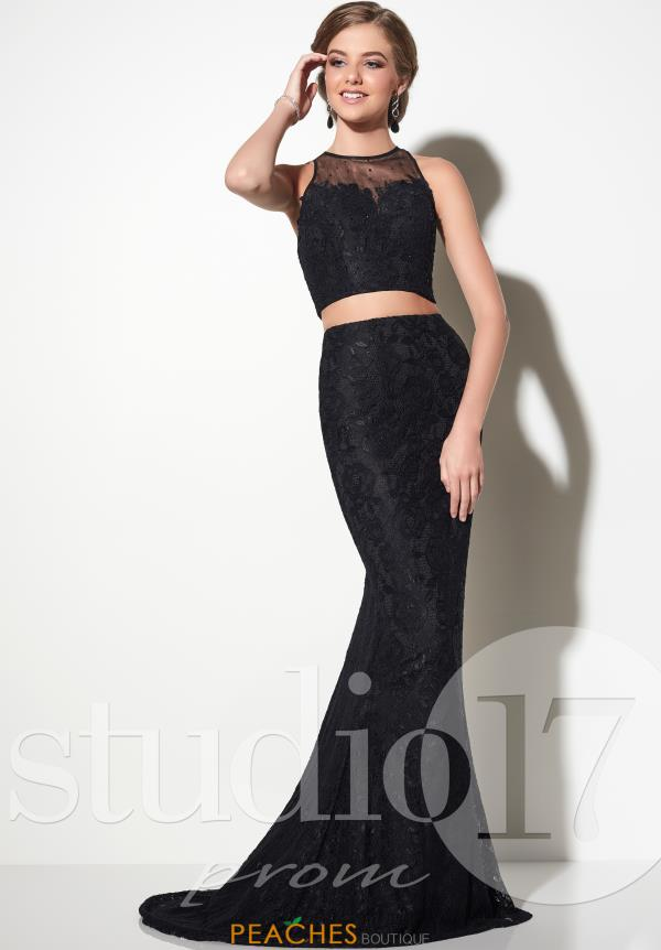 Two Piece Fitted Studio 17 Dress 12606