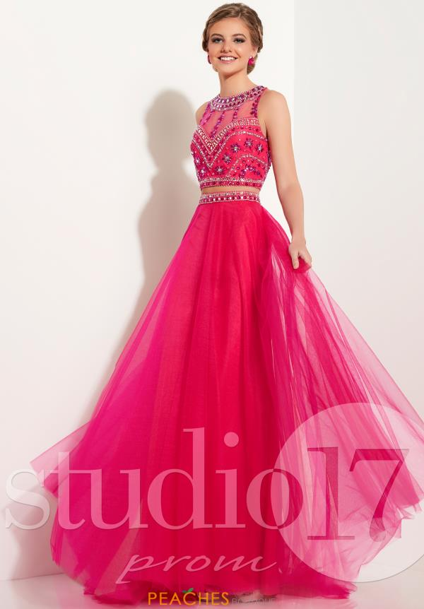 Studio 17 Two Piece Tulle Dress 12635