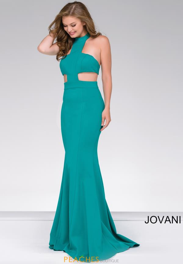 Jovani Sexy Fitted Dress 48344