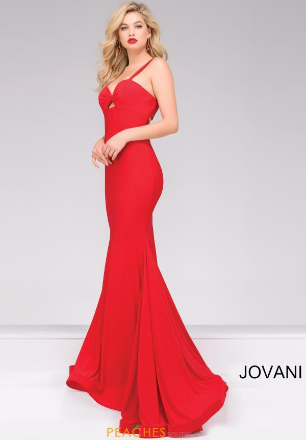 Jovani Fitted Sweetheart Dress 49251