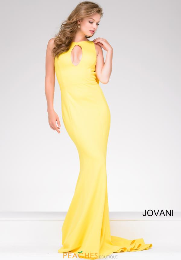Jovani Sexy Fitted Dress 49420