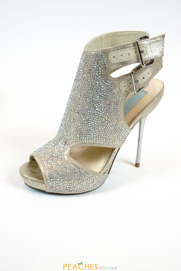 SB-Crepe Covered Heels by Betsey Johnson