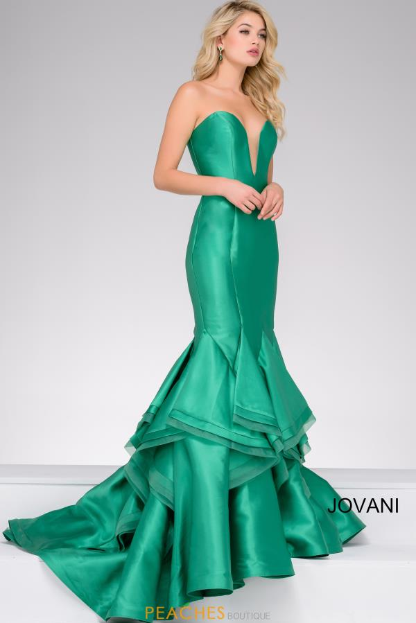 Jovani Mermaid Sweetheart Dress 41403