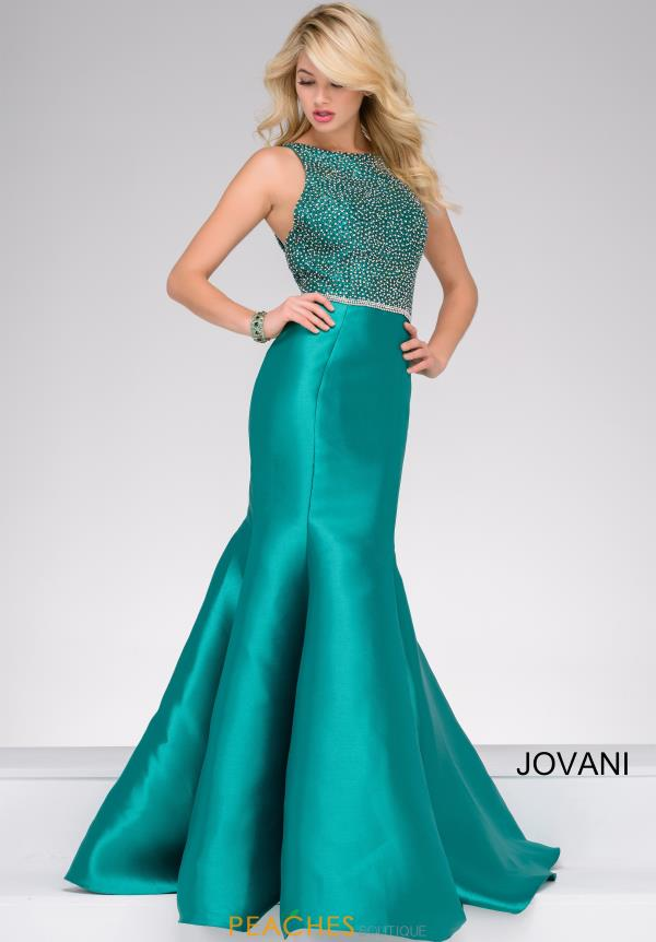 Jovani Beaded Mermaid Dress 42414