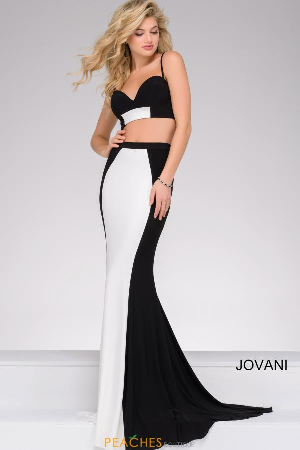 Jovani Beaded Sweetheart Dress 47957