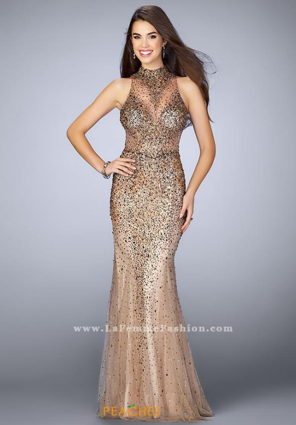 Gigi Beaded Fitted Dress 23911