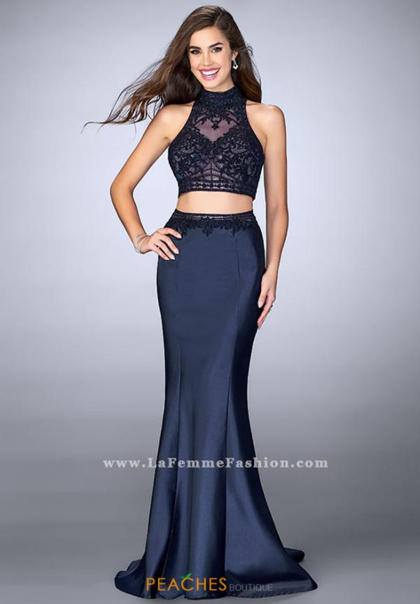 Gigi Two Piece Beaded Dress 24408
