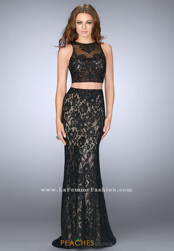 Gigi Fitted Formal Dress 24418