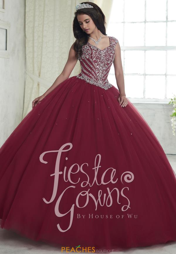 Tiffany Sweetheart Beaded Quinceanera Dress 56312