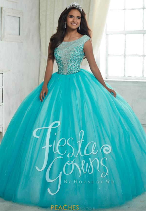 Tiffany Quinceanera Gown 56313