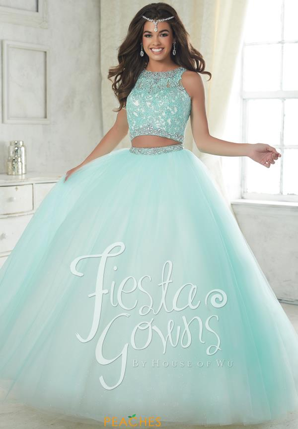 Tiffany Two Piece Bead Quinceanera Dress 56317