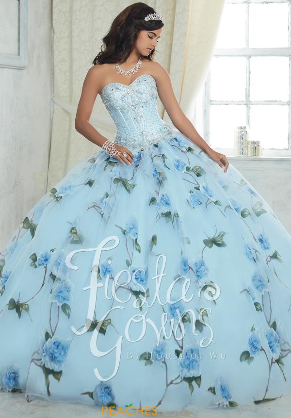 Tiffany Quinceanera Gown 56320