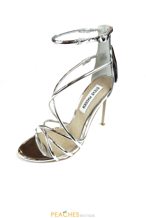 Satire Strappy Heels by Steve Madden