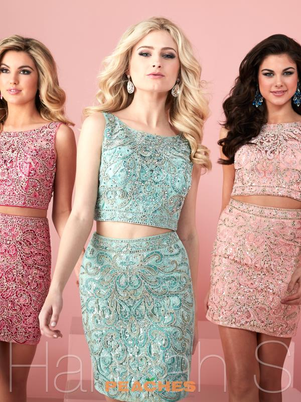 Hannah S Lace Fitted Dress 27119