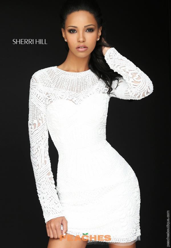 a7c5c67396c Sherri Hill Short Dress 50518
