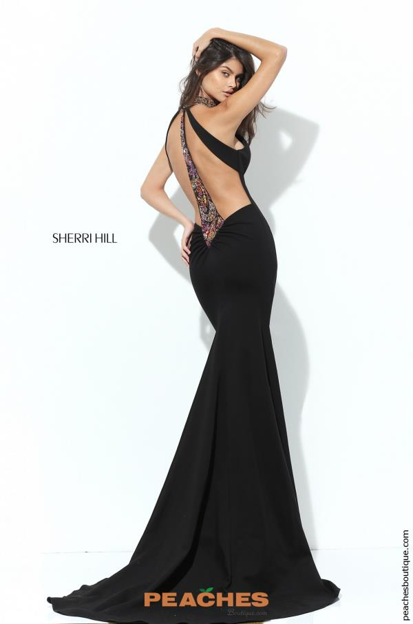 Long Fitted Sherri Hill Dress 50594