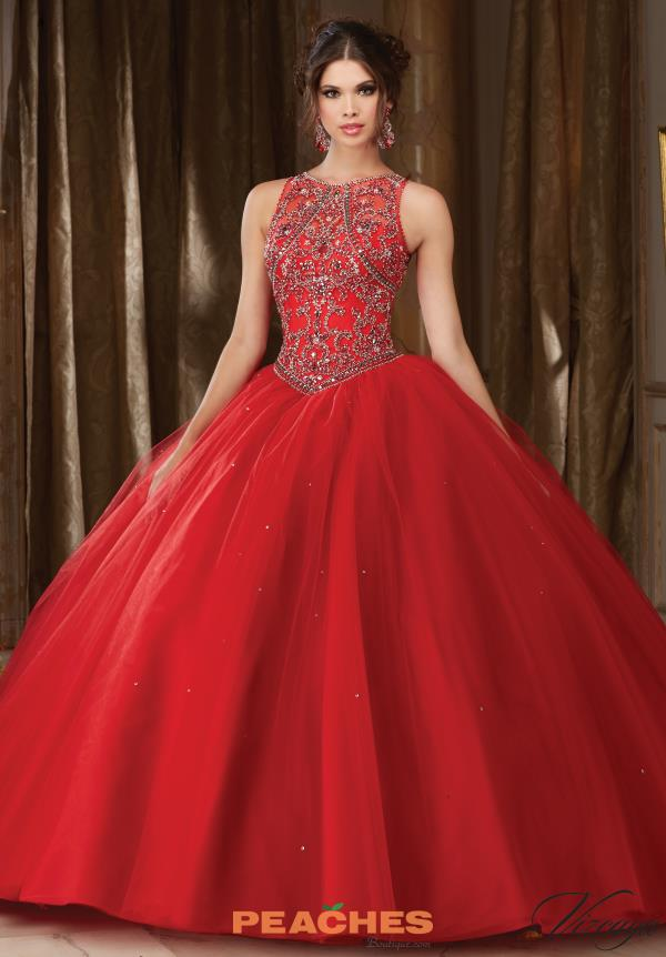 Vizcaya Quinceanera Tulle Ball Gown 89106