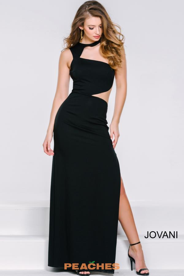 Jovani Long Fitted Dress 39207