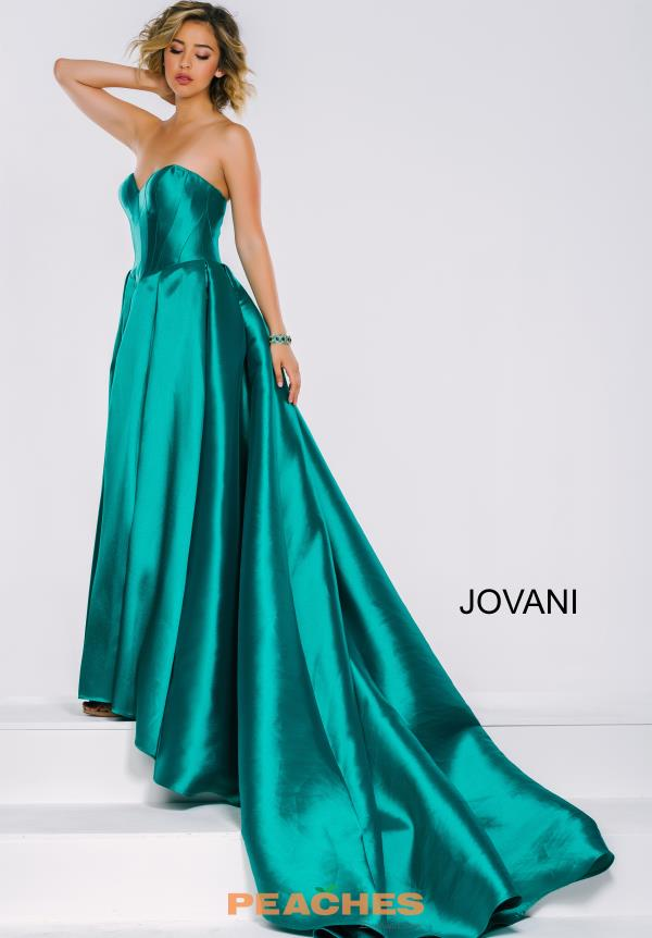 Jovani Long A Line Dress 39493