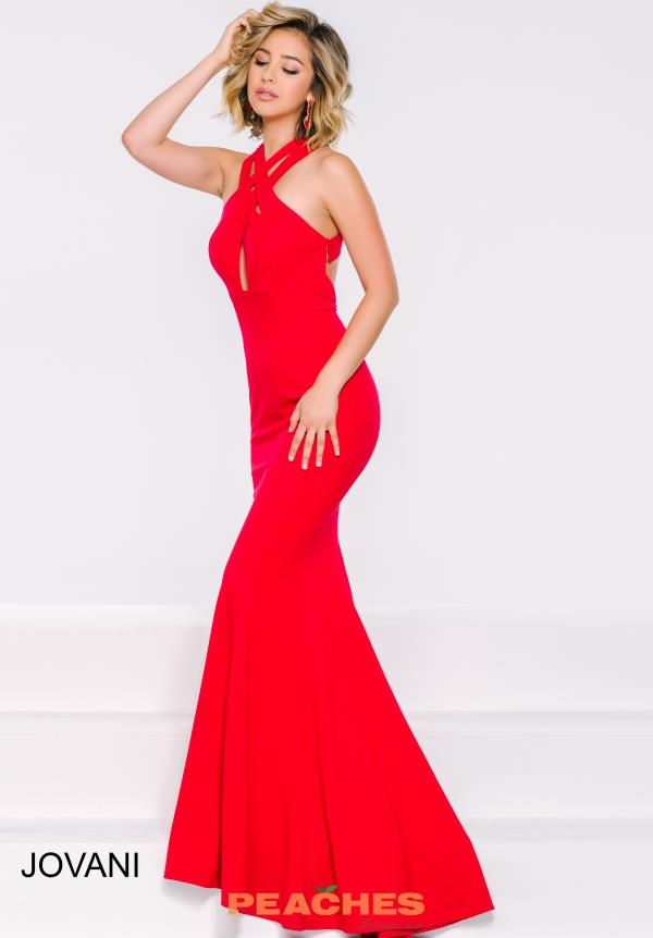 Jovani Long Fitted Dress 40379