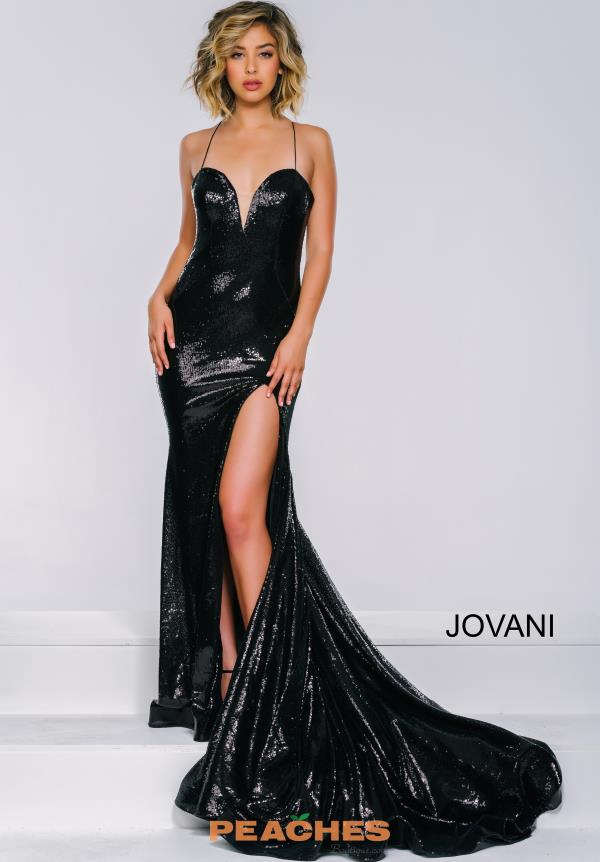Jovani Long Fitted Dress 40436