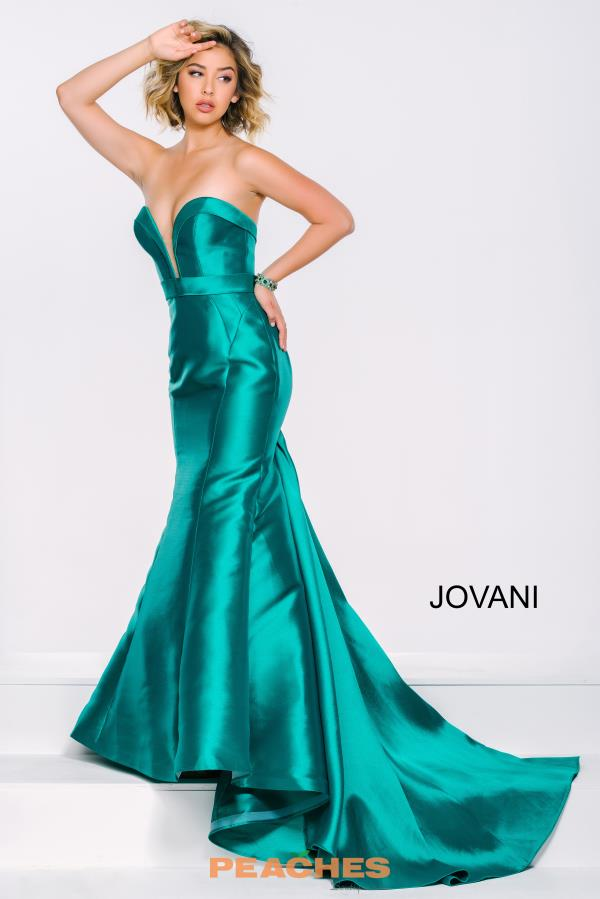 Jovani Sweetheart Neckline Fitted Dress 40703