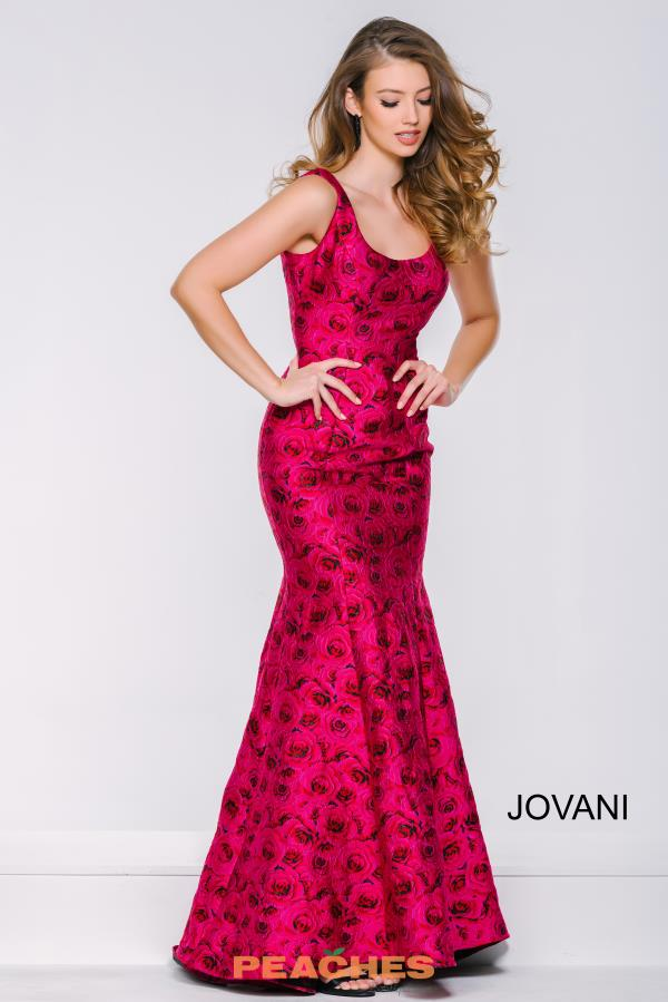 Jovani Long fitted Dress 40724