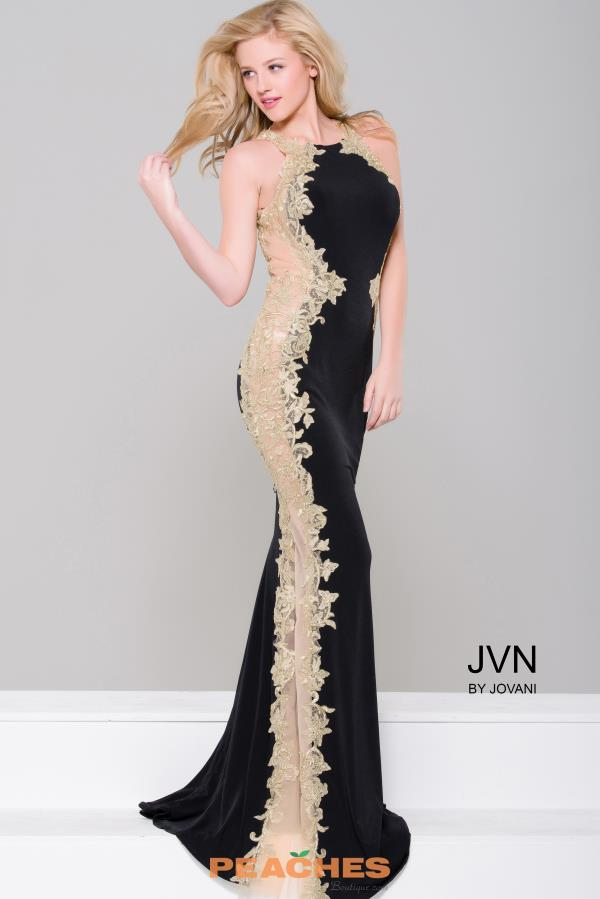 JVN by Jovani Fitted Dress JVN40890