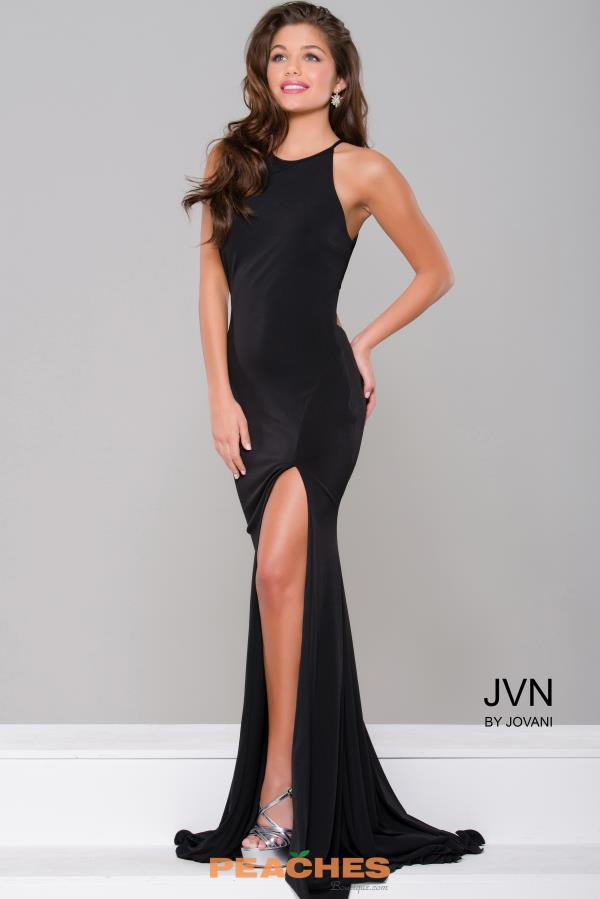 JVN by Jovani Jersey Dress JVN43004