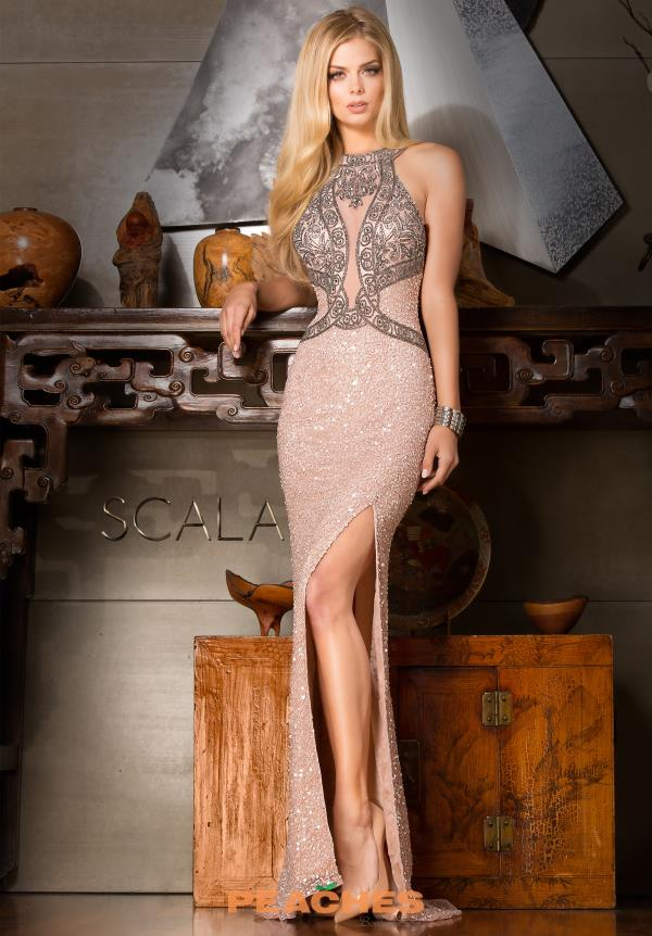 Scala Prom Dresses Peaches Boutique