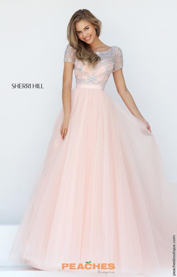 Sherri Hill Dress 50710 | PeachesBoutique.com