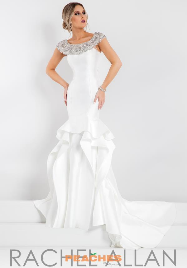 Long Fitted Prima Donna Pageant Dress 5891