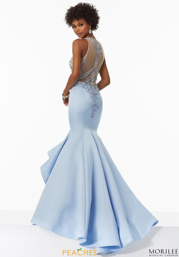 Mori Lee Fitted Pageant Mermaid Dress 99031
