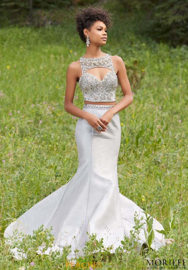 Mori Lee Two Piece Mermaid Dress 99059