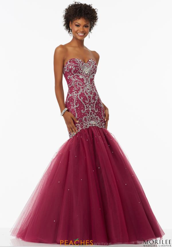 mermaid prom dresses peaches boutique