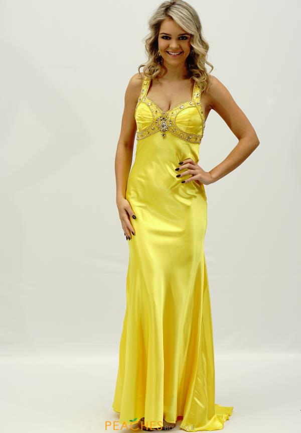 Jasz Couture Long Dress 4329