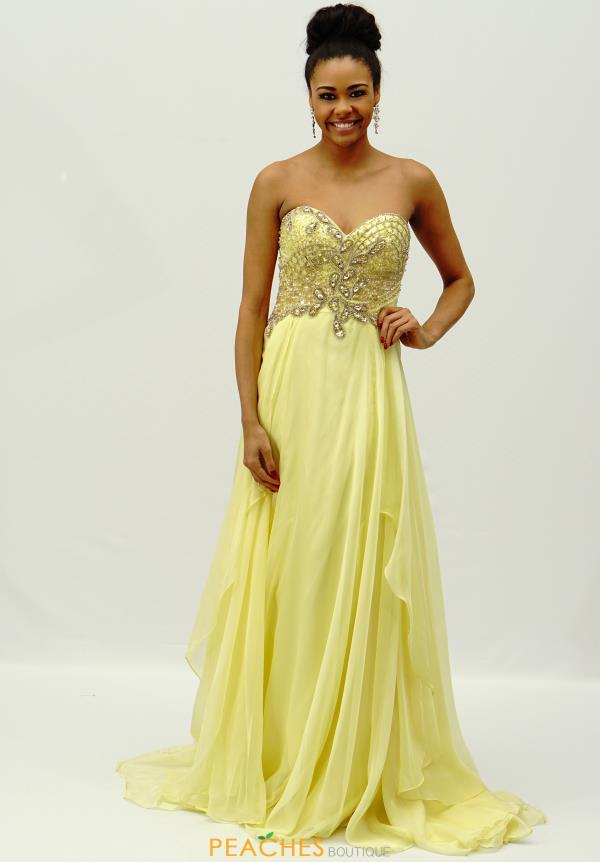 Sherri Hill Sweetheart Dress 3895