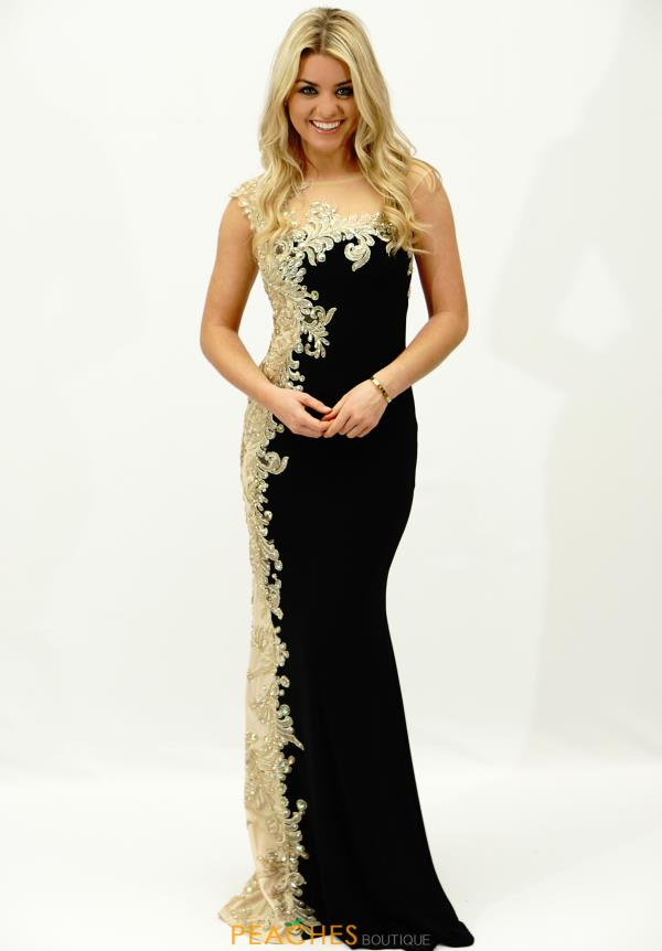 Fitted Long JVN by Jovani Dress JVN98300