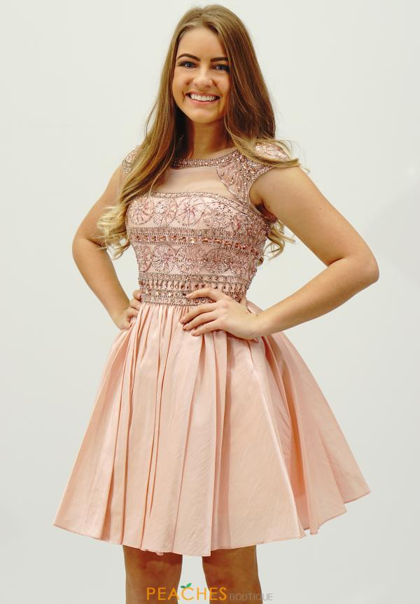 Sherri Hill Short Beautiful Party Dress 32267