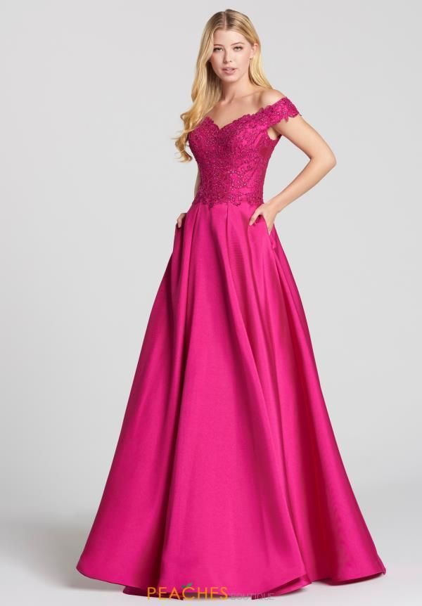 Ellie Wilde Dress EW118152 | PeachesBoutique.com
