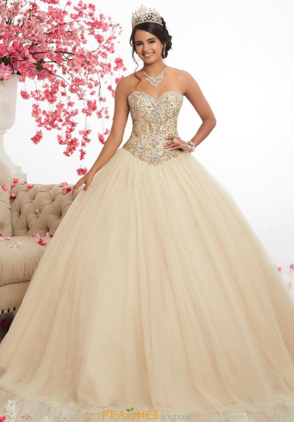 Tiffany Sweetheart Beaded Quinceanera Dress 56281