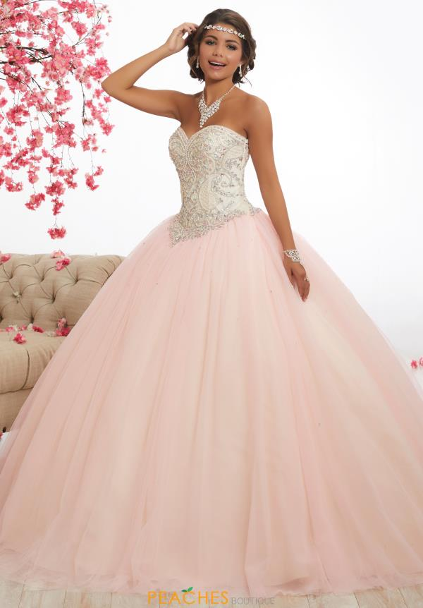 Tiffany Quince Long Sweetheart 56337 Dress