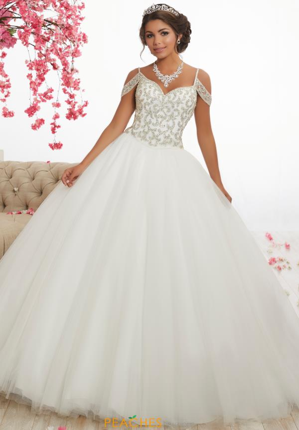 Tiffany Quince Long Tulle 56342 Dress