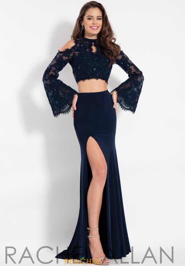 8187932d17 Rachel Allan Dress 6186 | PeachesBoutique.com