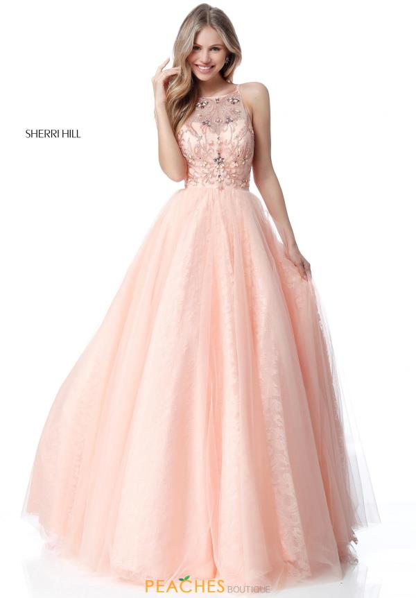 Peach Homecoming Dresses | Peaches Boutique