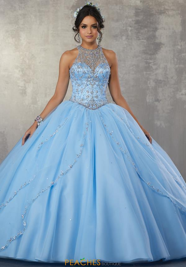 Vizcaya Quinceanera Beaded Ball Gown 89170